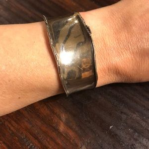 Sterling Silver Silpada Cuff Bracelet